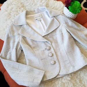 White House Black Market Tweed Blazer 6